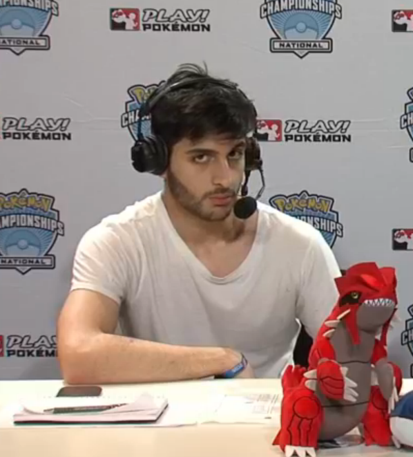 Arash Ommati VGC 2013 World Champion