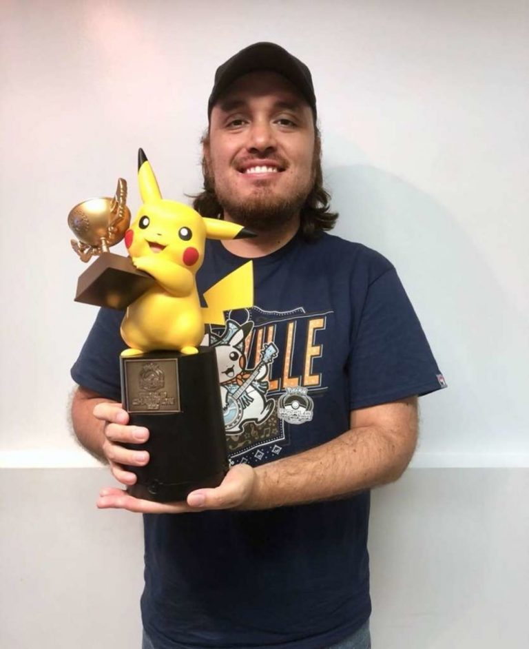 Paul Ruiz Master VGC 2018 Pokemon World Champion