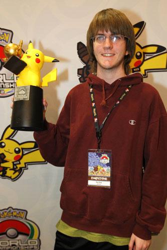 Ray Rizzo VGC Pokémon World Champion