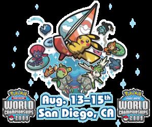 San Diego 2009 Pokémon WCS