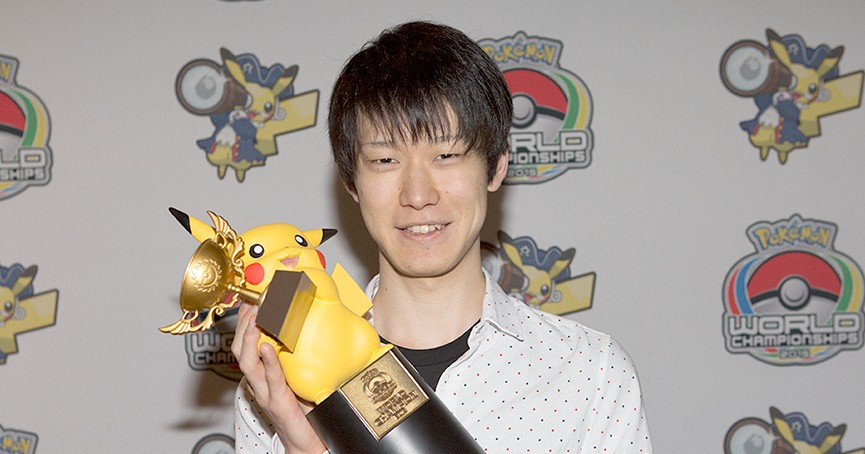 Shoma Honami VGC 2015 World Champion