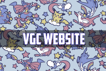 VGC WEBSITE