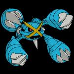 Mega Metagross